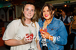 Enjoying the evening in Sean Og's on Saturday, l to r: Aisling McLoughlan and Mary Anne Sweeney from Tralee.