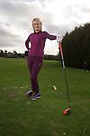 Amy Boulden<br /> Maesdu Golf Club<br /> 05.11.14<br /> ©Steve Pope-SPORTINGWALES
