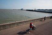 Clacton pier, Essex.