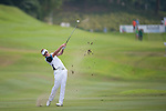 Ian Poulter from England hits the ball during Hong Kong Open golf tournament at the Fanling golf course on 22 October 2015 in Hong Kong, China. Photo by Xaume Olleros / Power Sport Images