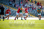 Paudie Clifford, Kerry, during the Munster GAA Football Senior Championship Final match between Kerry and Cork at Fitzgerald Stadium in Killarney on Sunday.