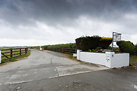 Pictured: Rhosfach Farm near Efailwen where a three year old boy died in west Wales, UK. Thursday 05 August 2021<br /> Re: A three year old boy has died after an incident at a farm near Efailwen, west Wales, UK.<br /> Emergency services were called to the property in Carmarthenshire at about 7pm on Tuesday (03 August 2021) after reports a child had been hit by a farm vehicle.<br /> Dyfed-Powys Police confirmed the boy had died at the scene and an investigation had been launched into how it happened.