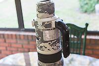 Canon 500mm, f/4 IS USM with Endure Gimbel Head, Canon EoS Mark III