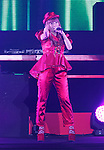 Kyary Pamyu Pamyu performs during the Moshi Moshi Nippon Festival 2016 on November 27, 2016 in Tokyo, Japan. Moshi Moshi Nippon Festival 2016 aims to promote Japanese pop culture (fashion, anime, technology, music and food) to the world, and non-Japanese visitors are able to enter the event for free by showing their passport. This year's two day event included live shows by Japanese pop stars Silent Siren, Dempagumi.inc, Tempura Kids, Capsule and Kyary Pamyu Pamyu at the Tokyo Metropolitan Gymnasium. (Photo by Rodrigo Reyes Marin/AFLO)