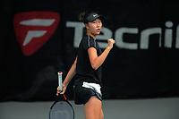 Vivian Yang. 2019 Wellington Tennis Open at Renouf Centre in Wellington, New Zealand on Saturday, 21 December 2019. Photo: Dave Lintott / lintottphoto.co.nz