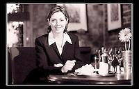 Carol Vorderman MBE - The Crazy Bear Hotel, Stadhampton, Oxfordshire - 9th September 1998