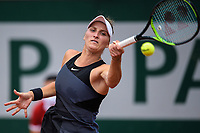 6th June 2021; Roland Garros, Paris France; French Open tennis championships day 8;  Marketa Vondrousova ( Czech )