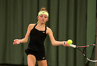 March 8, 2015, Netherlands, Rotterdam, TC Victoria, NOJK, Madelief Hageman (NED)<br /> Photo: Tennisimages/Henk Koster