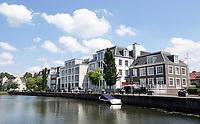 Nederland - Vecht- 2020. Nieuwbouw  aan de Vecht.  Foto Berlinda van Dam / Hollandse Hoogte