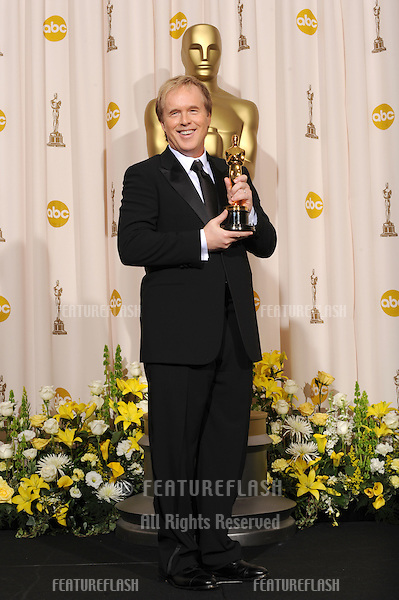 Brad Bird at the 80th Annual Academy Awards at the Kodak Theatre, Hollywood..February 24, 2008 Los Angeles, CA.Picture: Paul Smith / Featureflash