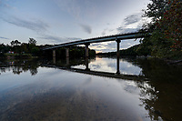 The James River near the town of Scottsville in Albemarle County, Virginia. Photo/Andrew Shurtleff Photography, LLC
