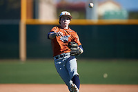 Ethan Bourg during the Under Armour All-America Tournament powered by Baseball Factory on January 19, 2020 at Sloan Park in Mesa, Arizona.  (Zachary Lucy/Four Seam Images)