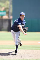 Evan Anundsen, Milwaukee Brewers 2010 extended spring training..Photo by:  Bill Mitchell/Four Seam Images.