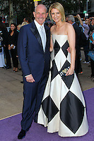 NEW YORK CITY, NY, USA - SEPTEMBER 23: Jon Tisch and Lizzie Tisch arrive at the New York City Ballet 2014 Fall Gala held at the David H. Koch Theatre at Lincoln Center on September 23, 2014 in New York City, New York, United States. (Photo by Jeffery Duran/Celebrity Monitor)