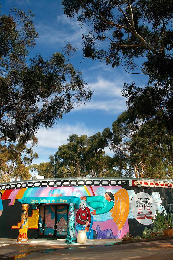 The Centro Cultural de la Raza, Balboa Park, San Diego, California
