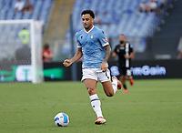 Andreas Pereira of Lazio  28th August 2021; Olympic Stadium, Rome, Italy; Serie A football, SS Lazio versus AC Spezia : Felipe Anderson of Lazio