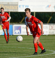 Zwevegem Sport :  Lukas Vandenheede<br /> Foto VDB / Bart Vandenbroucke