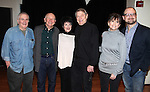 John Kander, Terrence McNally, Chita Rivera, John Cullum, Ann Reinking and Carl Andress & Company performing a Sneak Preview of 'The Visit' A One-Night-Only Broadway Concert Benefit Performance at Shetler Studios in New York City.