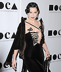 """Dita Von Teese  at The 2011 MOCA Gala """"An Artist's Life Manifesto"""" With Artistic Direction From Marina Abramovic held at MOCA Grand Avenue in Los Angeles, California on November 12,2011                                                                               © 2011 Hollywood Press Agency"""