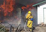 Caughlin Fire - Reno 111811