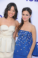 WESTWOOD, CA - JULY 23: Aubrey Plaza and Rachel Bilson attend the premiere of CBS Films' 'The To Do List' at the Regency Bruin Theatre on July 23, 2013 in Westwood, California. (Photo by Celebrity Monitor)