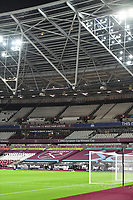 General view of the London Stadium  during West Ham United vs Aston Villa, Premier League Football at The London Stadium on 30th November 2020