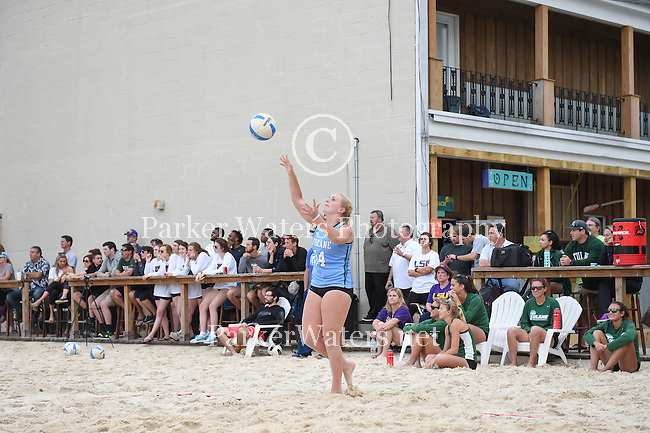 Highlights from Tulane Beach Volleyball during the 2016 Pelican Classic.