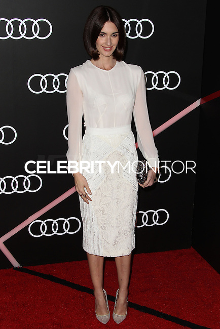 LOS ANGELES, CA - JANUARY 09: Paz Vega at the Audi Golden Globe Awards 2014 Cocktail Party held at Cecconi's Restaurant on January 9, 2014 in Los Angeles, California. (Photo by Xavier Collin/Celebrity Monitor)