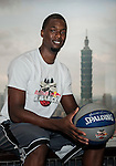 Red Bull athlete and NBA player Harrison Barnes media event