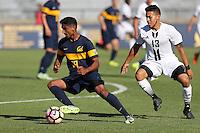 Cal Soccer M vs University of Nebraska Omaha, September 16, 2016