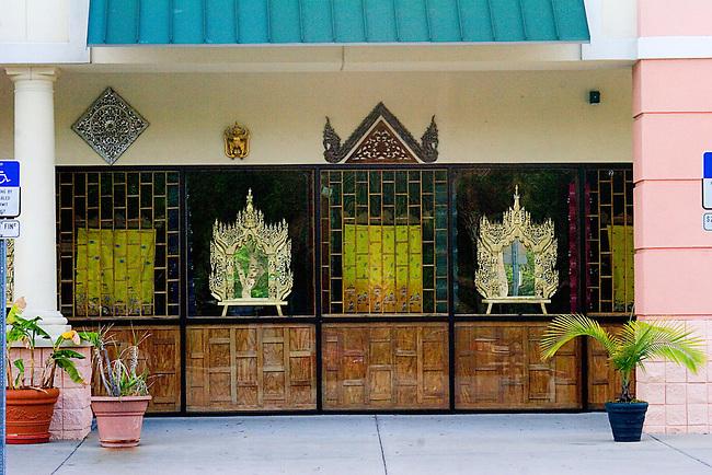 Thai Thani Restaurant, Orlando, Florida