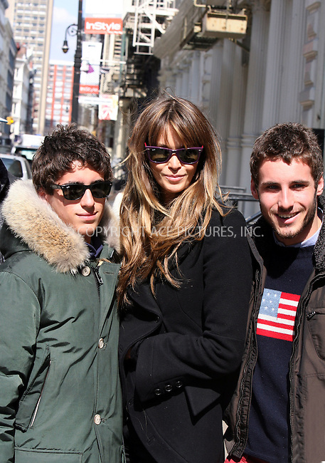 WWW.ACEPIXS.COM ** ** ** ....March 26 2008, New York City....Super model Elle Macpherson played the tourist in New York City, walking around the Soho shops with not one but two cameras! She visited a variety of clothes and lingerie shops, took pictures and posed for photographs with fans.....Please byline: Philip Vaughan -- ACEPIXS.COM.. *** ***  ..Ace Pictures, Inc:  ..tel: (646) 769 0430..e-mail: info@acepixs.com..web: http://www.acepixs.com