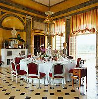 Jacques Garcia's Normandy Chateau