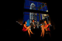 Charlotte Nightlife - In the heart of Uptown's EpiCentre, Mez offers stunning atmosphere, soaring ceilings, dramatic downtown views & an intimate lounge.