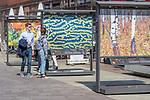 Hamburg, Germany Meisterhaft getarnt exhibit