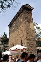 Bulgarien, Sofia, römische Mauer Rimskata Stena