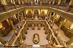 Colorado Capitol interior, Denver, Colorado, USA John offers private photo tours of Denver, Boulder and Rocky Mountain National Park.