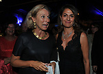 """GIOVANNA MELANDRI CON MAITE CARPIO BULGARI<br /> PRESENTAZIONE SIGARO TOSCANO """"OPERA """" MST A VILLA AURELIA  ROMA 2014"""