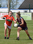 Westmeath V Armagh Ladies