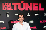 "Arturo Valls attends to the junket of the film ""Los del Tunel"" at Palafox Cinema in Madrid, Spain. January 17, 2017. (ALTERPHOTOS/BorjaB.Hojas)"