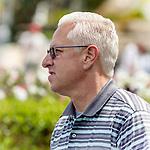 HALLANDALE BEACH, FL - Photo of Todd Pleetcher taken April 21, 2018 at Gulfstream Park in Hallandale Beach, FL. (Photo by Bob Aaron/Eclipse Sportswire/Getty Images)