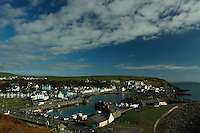Portpatrick and Portpatrick Harbour, Galloway, South-West Scotland<br /> <br /> Copyright www.scottishhorizons.co.uk/Keith Fergus 2011 All Rights Reserved