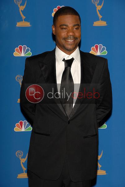 Tracy Morgan<br />in the Press Room at the 58th Annual Primetime Emmy Awards. The Shrine Auditorium, Los Angeles, CA. 08-27-06<br />Scott Kirkland/DailyCeleb.com 818-249-4998