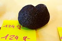 Une belle truffe melanosporum de 124 grammes