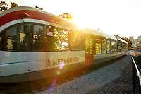 Austin Public Transportation - Rail, MetroRail, Railroad Public Transit - Stock Photo Image Gallery