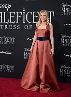 """LOS ANGELES, USA. September 30, 2019: Michelle Pfeiffer at the world premiere of """"Maleficent: Mistress of Evil"""" at the El Capitan Theatre.<br /> Picture: Jessica Sherman/Featureflash"""