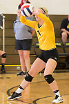 September 19, 2017- Tuscola, IL- Warrior Natalie Bates during CIC action with Shelbyville. [Photo: Douglas Cottle]