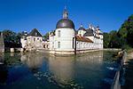France, Burgundy, Département Yonne, Tanlay: Chateau Tanlay | Frankreich, Burgund, Département Yonne, Tanlay: Chateau Tanlay