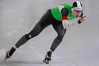 28th December 2020; Thialf Ice Stadium, Heerenveen, Netherlands; World Championship Speed Skating; 1000m ladies, Irene Wust during the WKKT