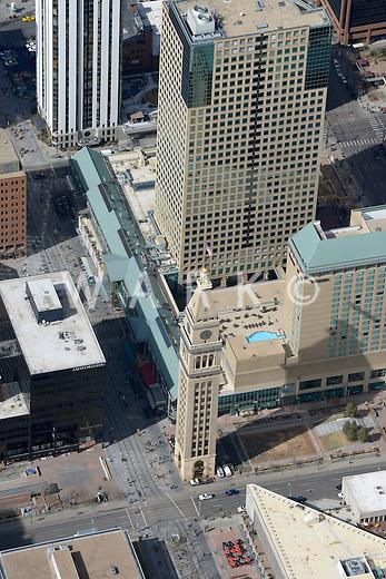 16th Street Mall, Denver, Colorado.  March 2014. 80748